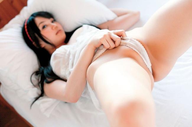 【ヌード画像】守ってあげたくなる色白女子のヌード画像(30枚) 07