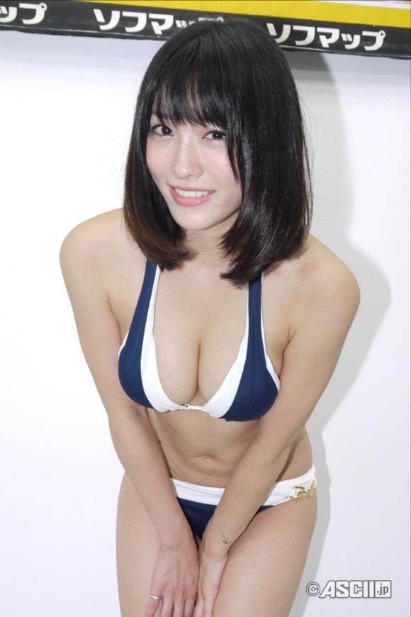 【ヌード画像】Fカップの人気グラドル今野杏南ちゃんの水着画像(30枚) 26
