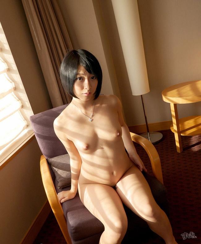 【ヌード画像】ショートカットの可愛いAV女優の画像(33枚) 26