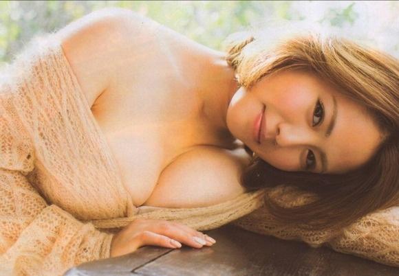 【ヌード画像】ムチムチ界のプリンセス・磯山さやかのムッチリ水着(41枚) 37