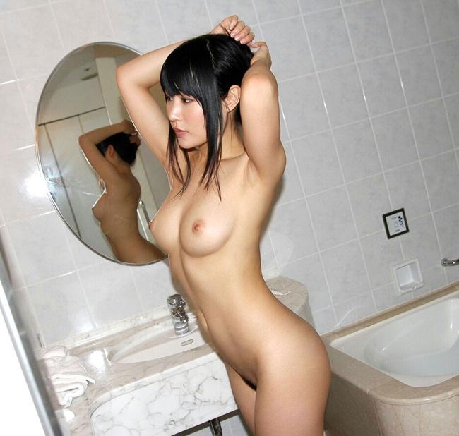 【ヌード画像】サイズ、色、形、質感、すべて完璧な美巨乳美女(30枚) 29