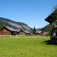 Mellau | Rundwanderweg Zimmerau-Klaus-Wasserfall ...
