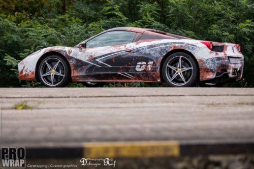 Ferrari 458 Spyder (foto: Inautonews)