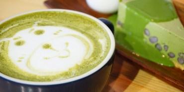 """【台中西區美食】cuppa cafe  *♥福岡濃抹茶生乳酪蛋糕""""輕食早午餐咖啡館"""