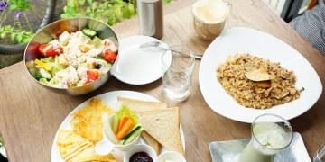 """【台北大安美食】cafe a la mode    師大下午茶""""大份量早午餐""""法式布丁吐司"""