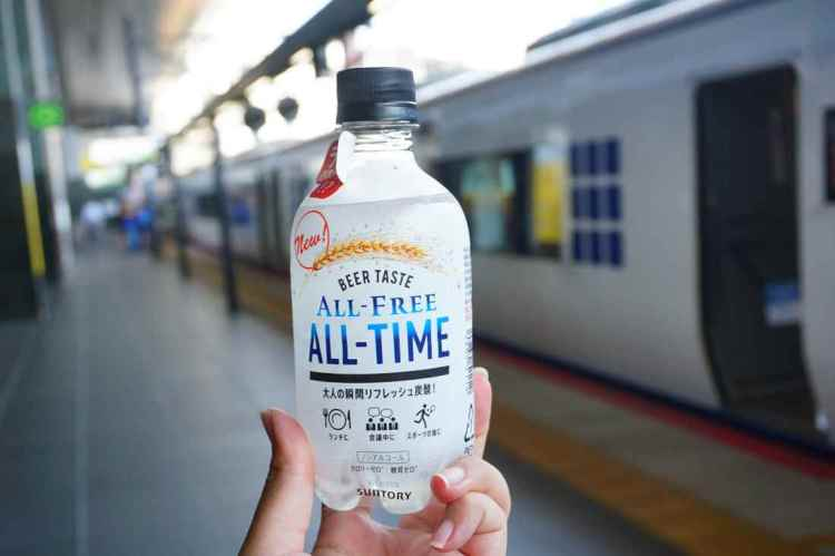 【日本】必帶6款透明飲品 || 透明系列妳跟上了嗎 ?
