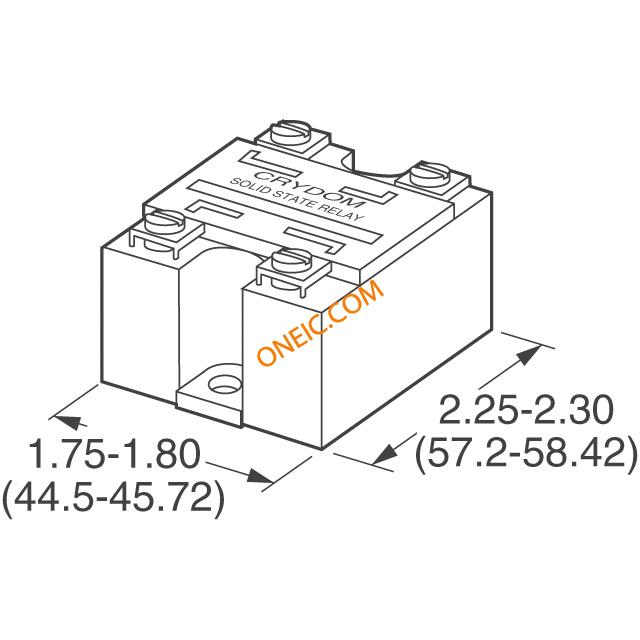 solid state relay mgr1 d4825
