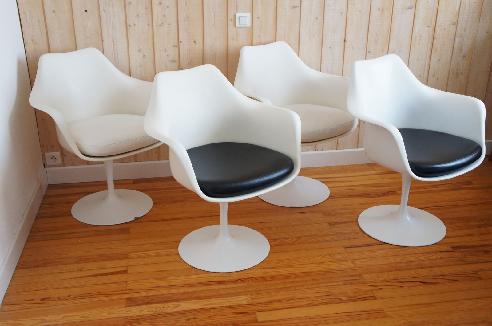 Fauteuils Tulipes Fauteuils Tulipes Eero Saarinen Knoll International Design