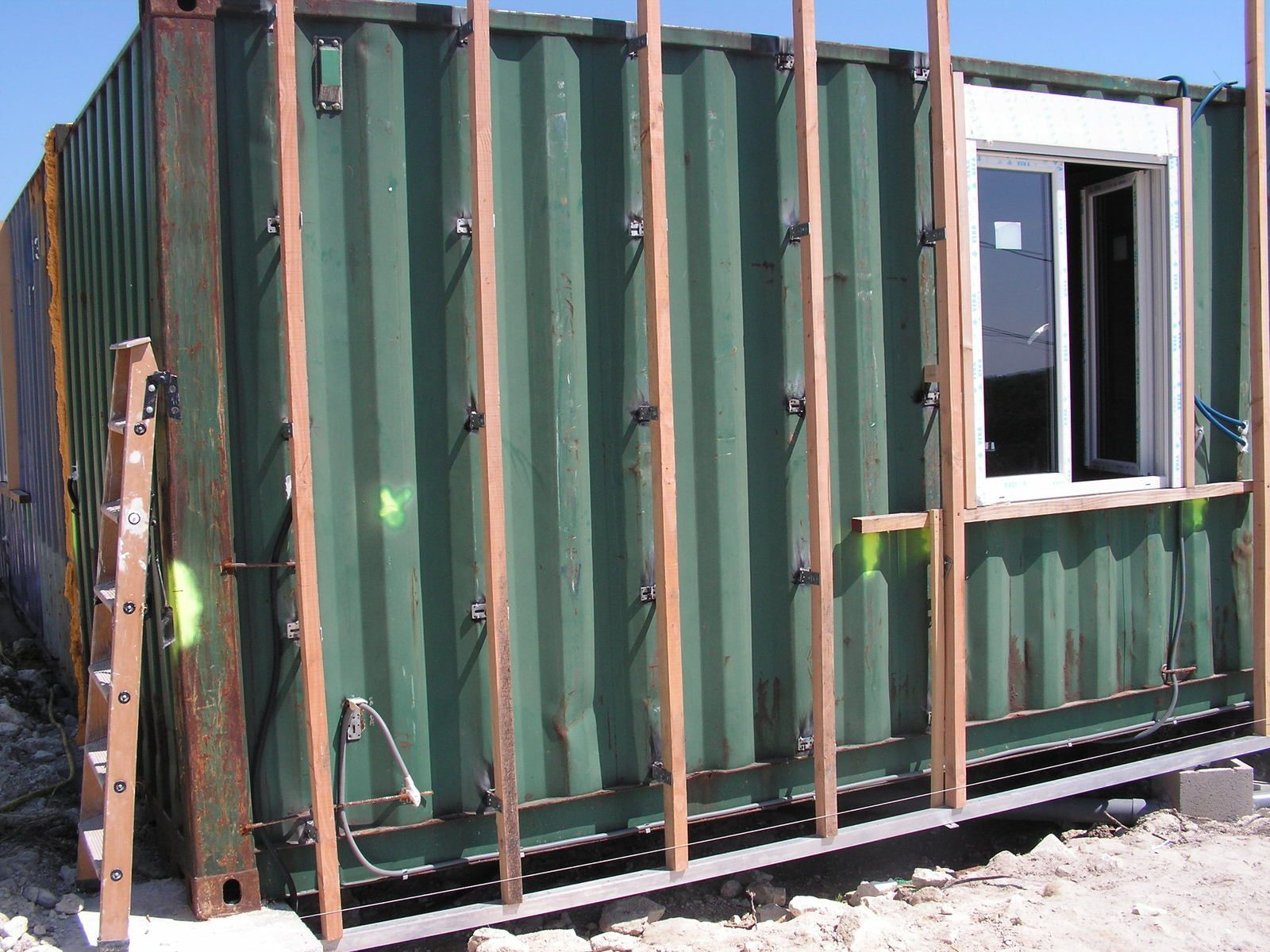 Maison Container Nord Maison Container Bois Construction Showroom En