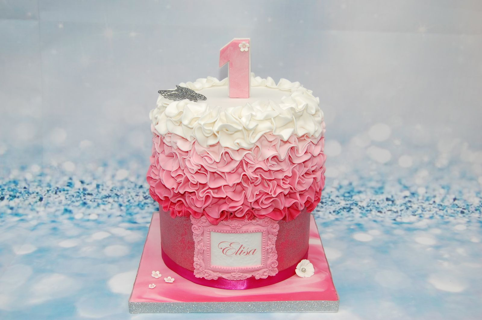 Decoration Anniversaire Girly Gateau D Anniversaire Tres Girly Aacook