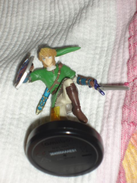 Entry8 Figurine Amiibo Link Mesgameclips Over Blog Com