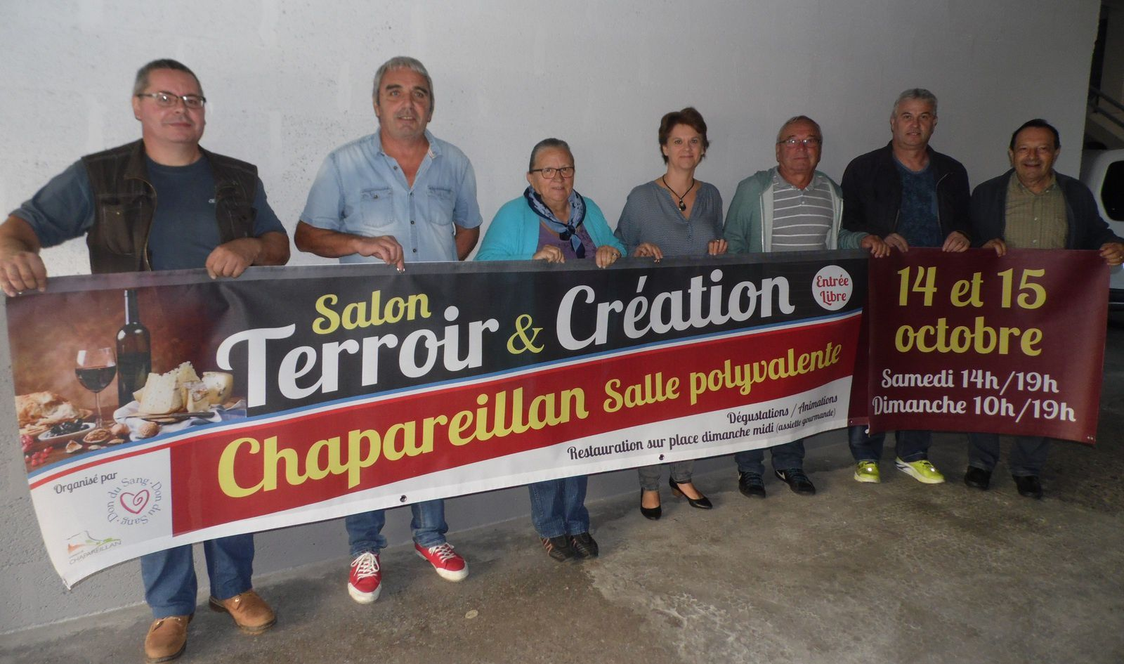 Salon Du Terroir Salon Du Terroir Chapareillan Les 14 Et 15 Octobre 2017