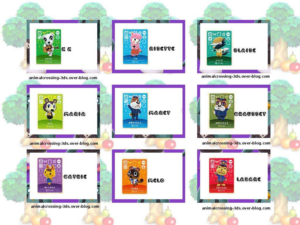 Animal Crossing Teppiche Acnl Tapeten Qr Codes
