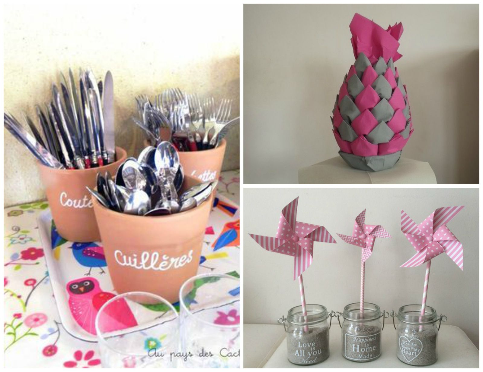 Pinterest Diy Deco Deco Bapteme Fille Original