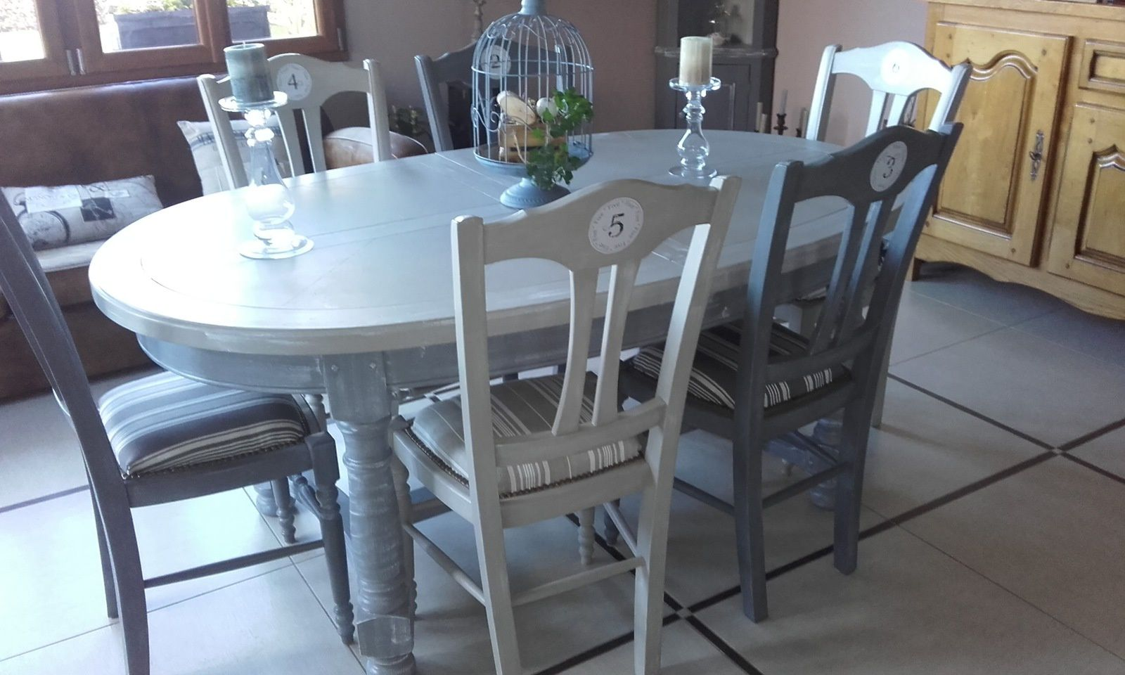 Table A Manger Gris Anthracite Table A Manger Taupe Maison Design Wiblia