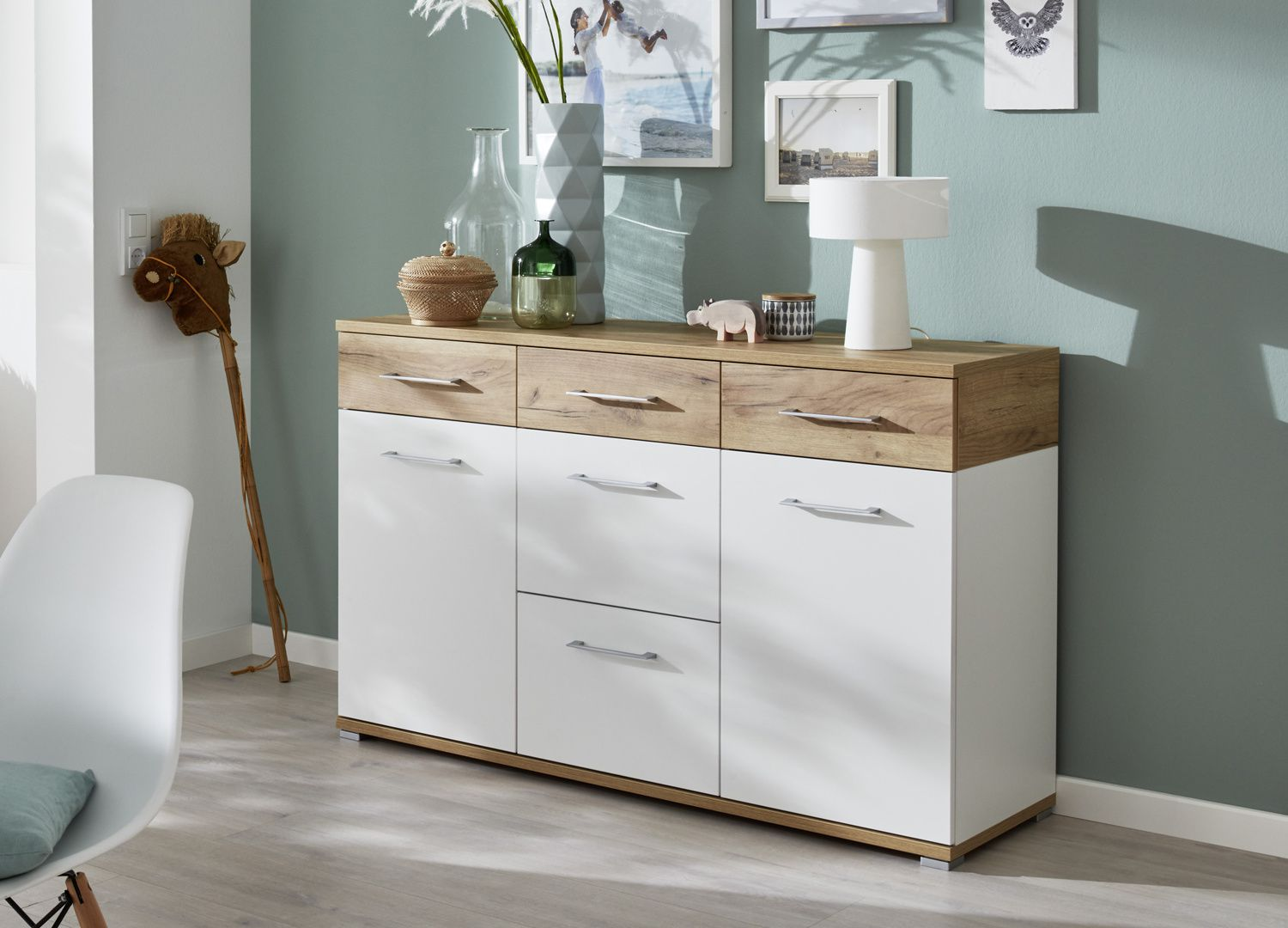 Meuble Tv Chloe Design Buffet Design Blanc Great Domaine Blanc Buffet In Dove White With