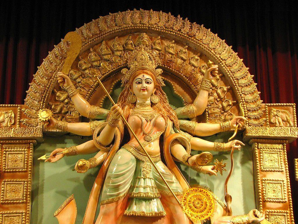 Maa Kali Hd Wallpaper 1080p Durga Dourg 226 Maa Durga Mythologie Indienne Histoire