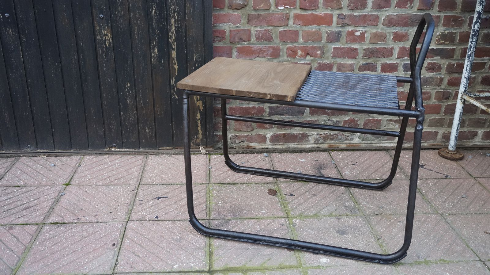 Table Basse Console Console Table Basse Rosycabroc Design Industriel