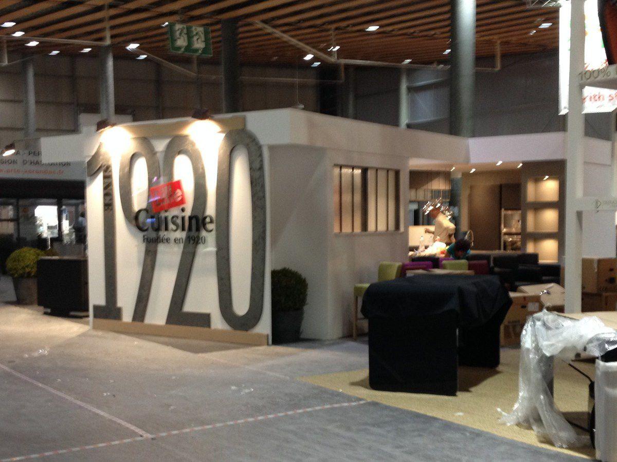 Salon Amenago Lille | Galeries Du Créateur D 39ambiances événementielles