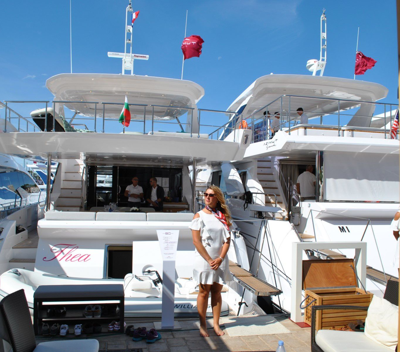 Salon Nautique Cannes Cannes Yachting Festival 2017 Royal Monaco Riviera Issn 2057 5076