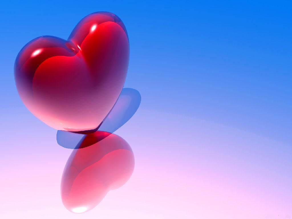 Coeur Dessin 3d Coeur 3d Wallpaper Hd Free Le Blog De Lemondedesgifs