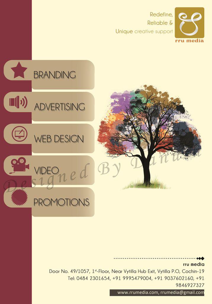 Sample Cover page - DESIGN PORTAL