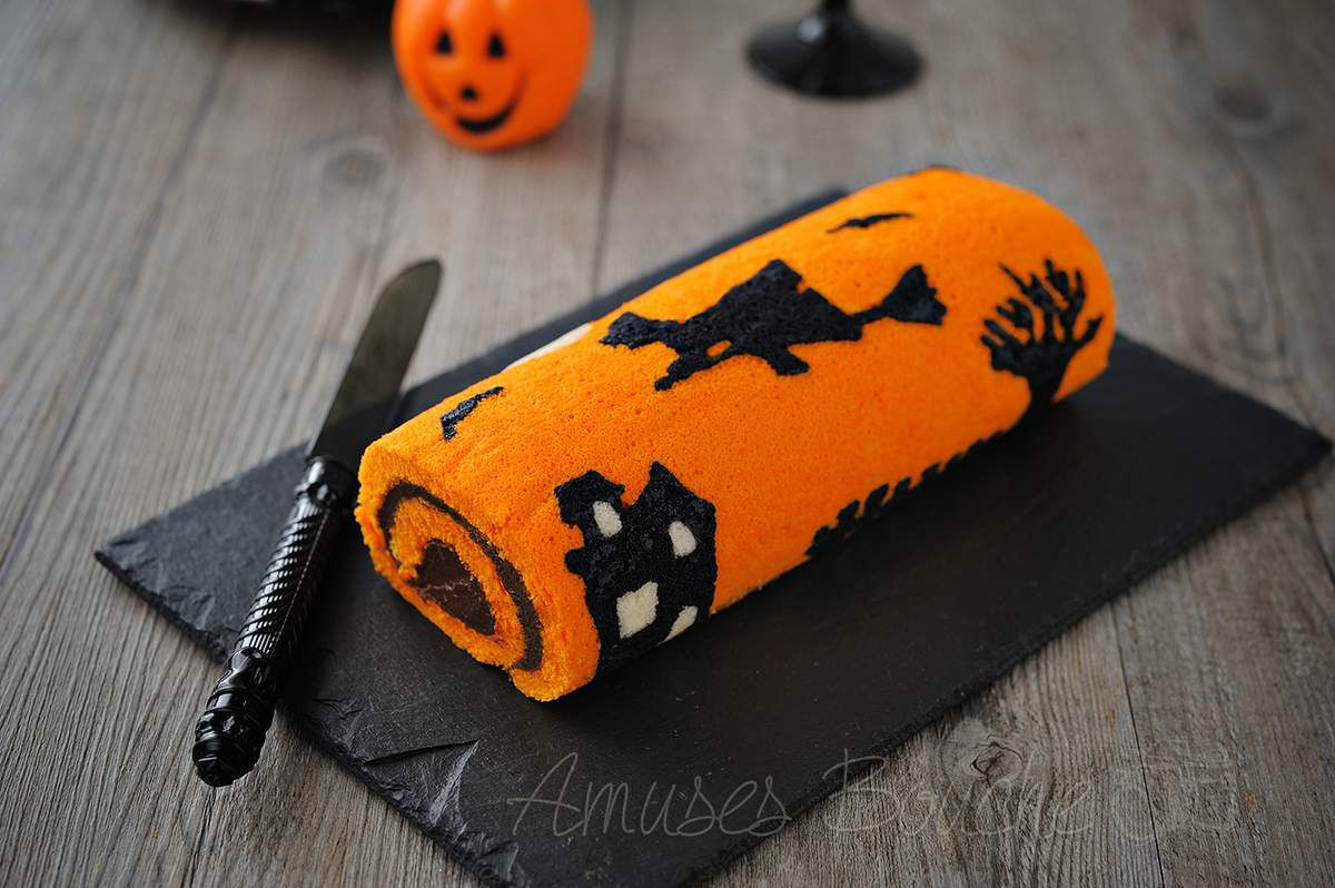 Decoration Halloween Facile A Faire Gateaux Halloween Facile