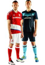 Middlesbrough FC Kit