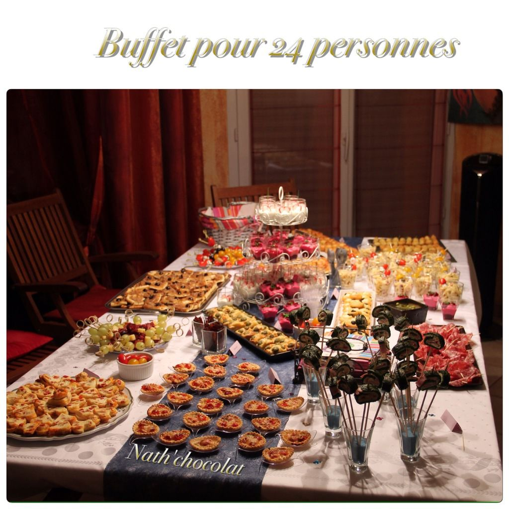 Buffet For Sale Buffet Dinatoire Salé Nath 39 Chocolat