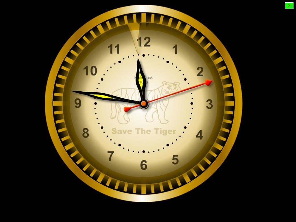 Fullsize Of Cool Clock Pictures