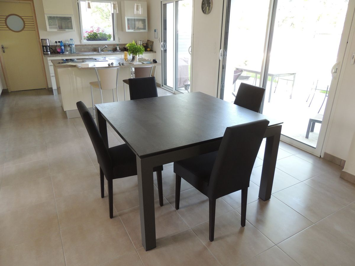 Table De Cuisine Extensible Table Ceramique Enix Exodia Home Design Tables Ceramique