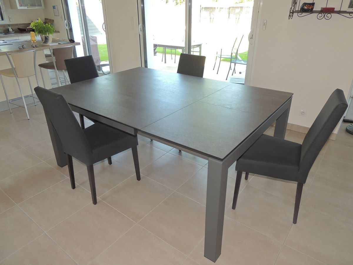 Table Cuisine Ceramique Table Ceramique Enix Exodia Home Design Tables Ceramique