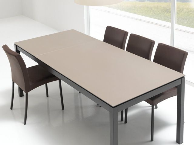Table Ceramique Rallonge Table Ceramique Altea - Exodia Home Design Tables