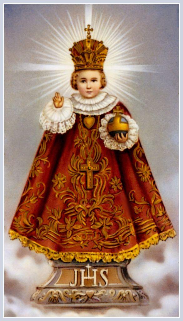Infant Jesus Hd Wallpapers Devotion 192 Enfant J 201 Sus De Prague Monseigneur Et Mondieu