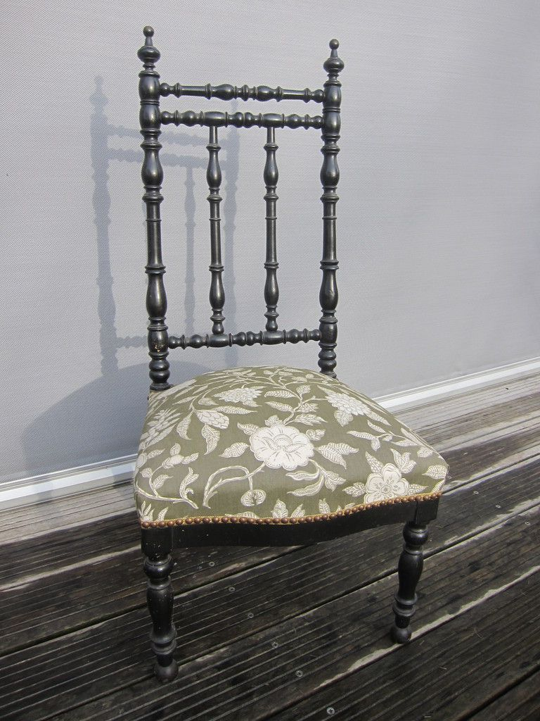 Canapé Skai Chaise Napoleon Iii - 70 Euros - Hamdesign By Home Art Et