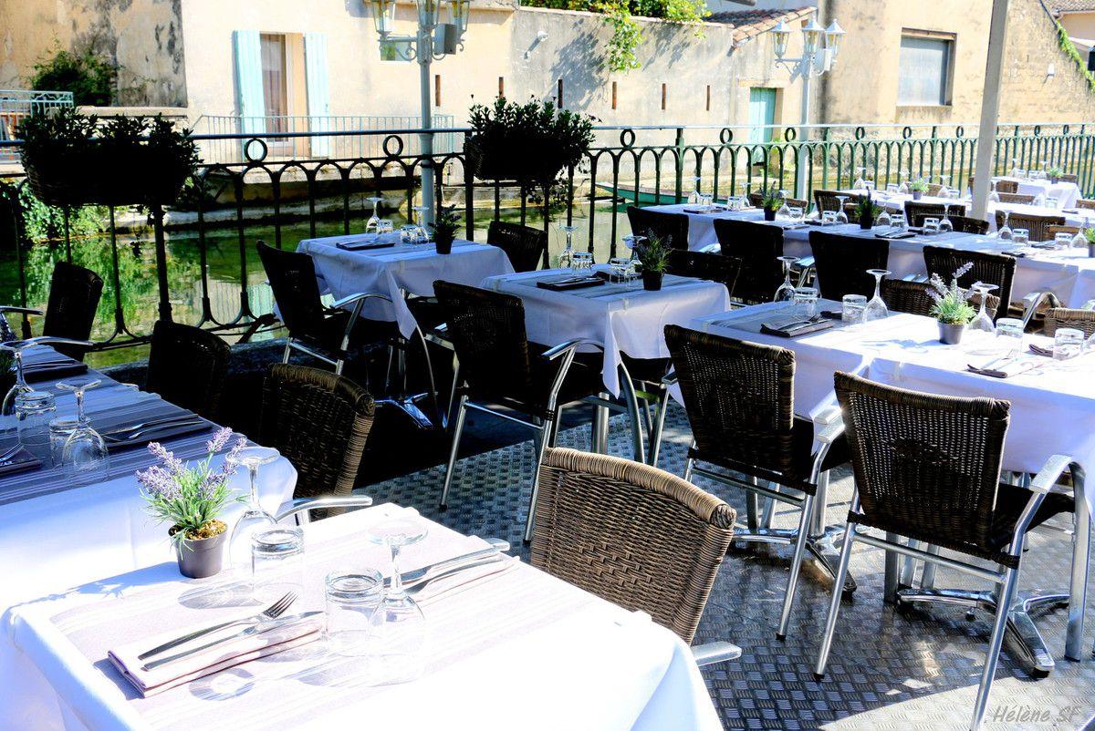 Decoration Terrasse Pour Restaurant | Le Restaurant La Ferme à ...