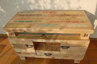 Meubles en bois de palette - MEUBLES EN BOIS DE PALETTE