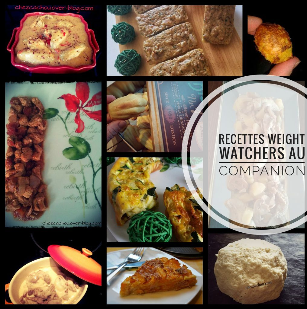 Plats Cuisinés Weight Watchers Prix Top 15 Des Recettes Weight Watchers Salées Au Companion Chezcachou