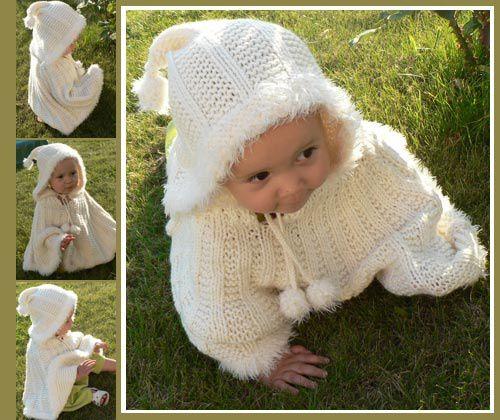 poncho too cute bebek Pinterest Ponchos, Crochet and Babies - faire un plan de maison gratuit