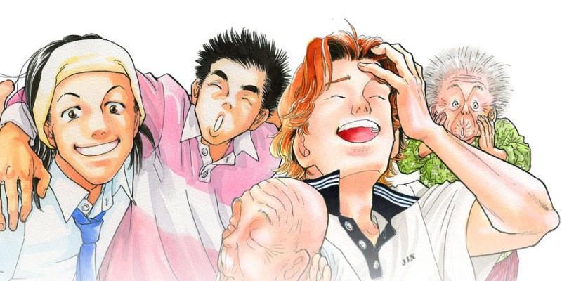 讀漫畫「看護工向前衝 」輕鬆認識長期照顧