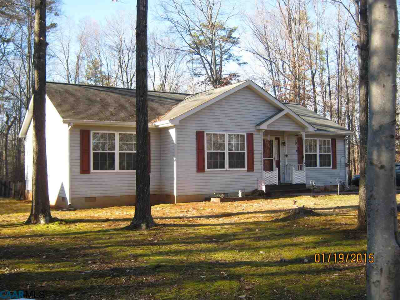 Property for sale at 41 RIVERSIDE DR, Palmyra,  VA 22963