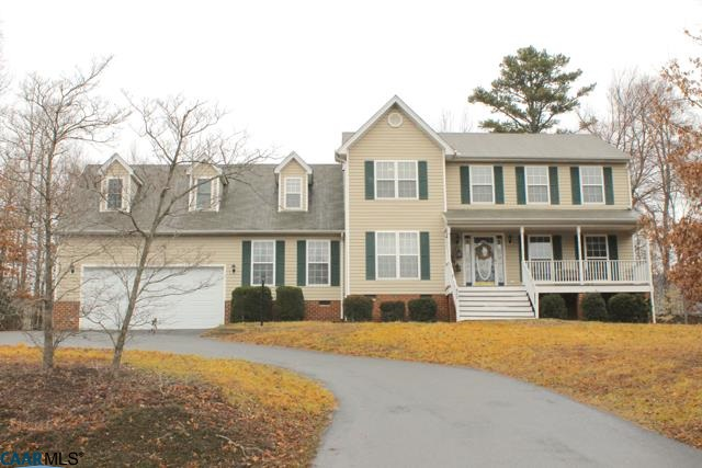 Property for sale at 468 JEFFERSON DR, Palmyra,  VA 22963