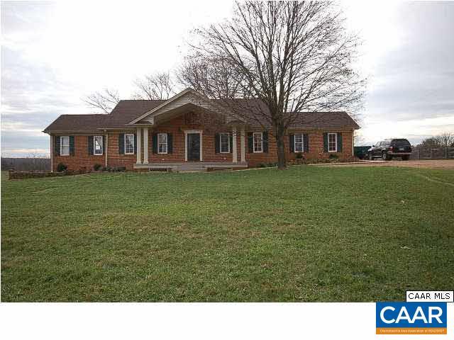 Property for sale at 3486 FREDERICKSBURG RD, Ruckersville,  VA 22968
