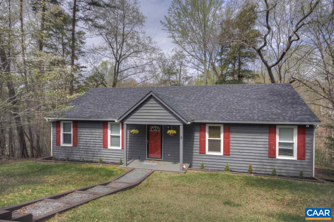Property for sale at 9 OLD HOMESTEAD CIR, Palmyra,  VA 22963