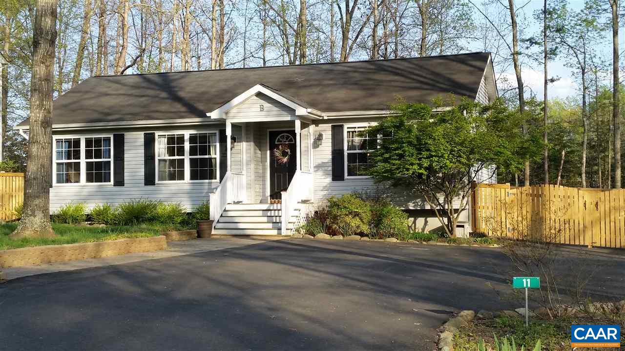 Property for sale at 11 GLEN BURNIE RD, Palmyra,  VA 22963