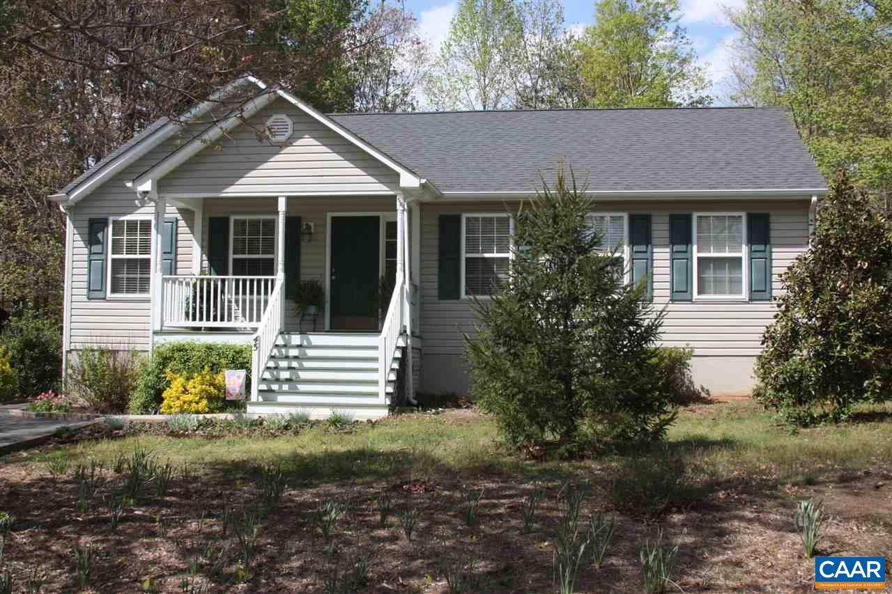 Property for sale at 45 STONEWALL RD, Palmyra,  VA 22963