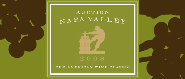 Auction Napa Valley tickets on sale March 31, 2008