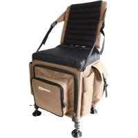 LEVEL CHAIR PROLOGIC COMMANDER AND BACKPACK