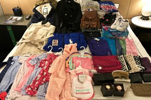 【美國芝加哥戰利品】美國outlet必買COACH、Michael kors、Polo、A&F、carter's、SKECHERS