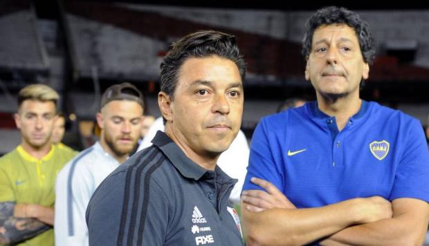 River Plate Vs Boca Juniors Marcelo Gallardo Viaja A